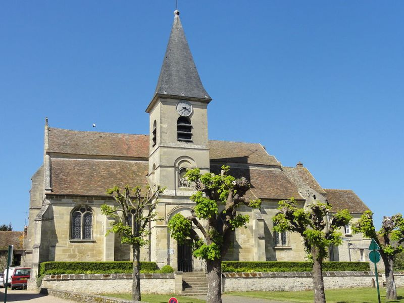 église Saint-Martin de Commeny